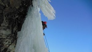 Cascade de Glace, Initiation et Perfectionnement